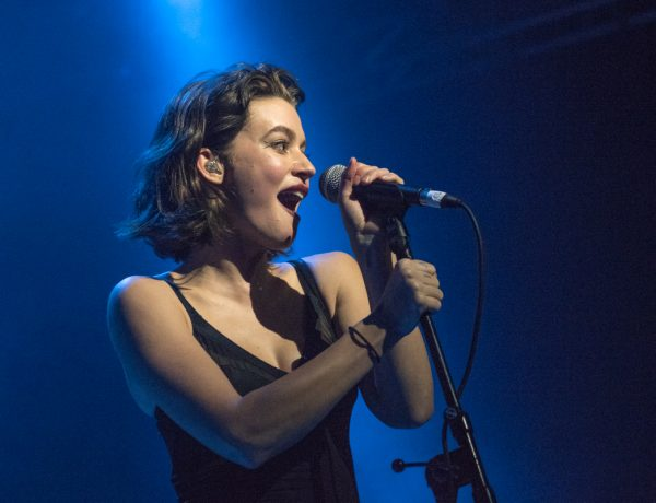 Meg Myers at Venue in Vancouver B.C.