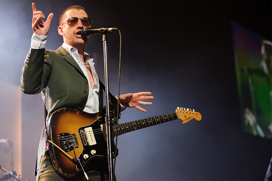 Arctic Monkeys @ PNE oct. 25 / 2018