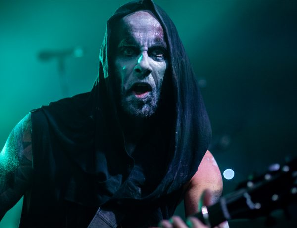 BEHEMOTH @ The Commodore Ballroom