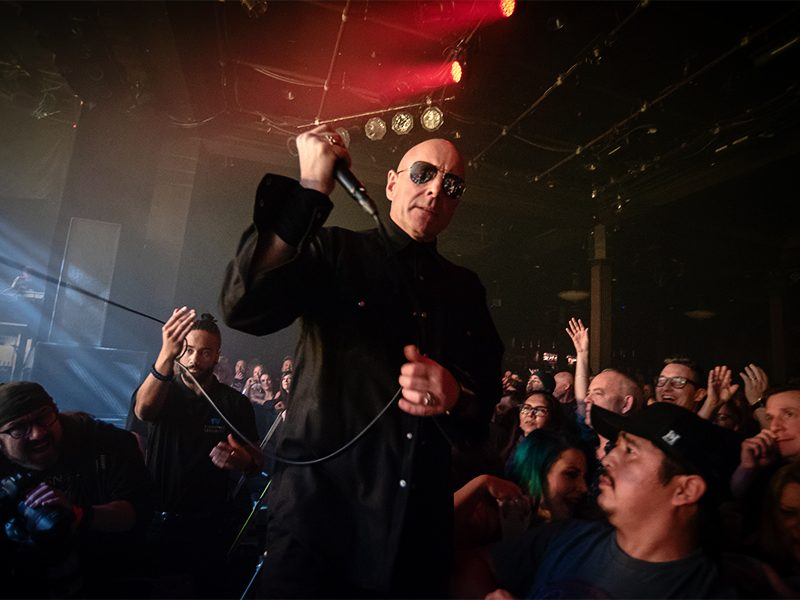 Headstones | The Picture Of Health Tour 2018 @ The Commodore Ballroom Nov.24 / 2018 in Vancouver B.C.