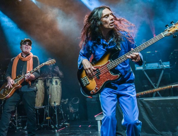 Thievery Corporation at Commodore Ballroom in Vancouver on December 27, 2018