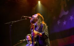 Chris Robinson Brotherhood at VENUE in Vancouver on November 29, 2018