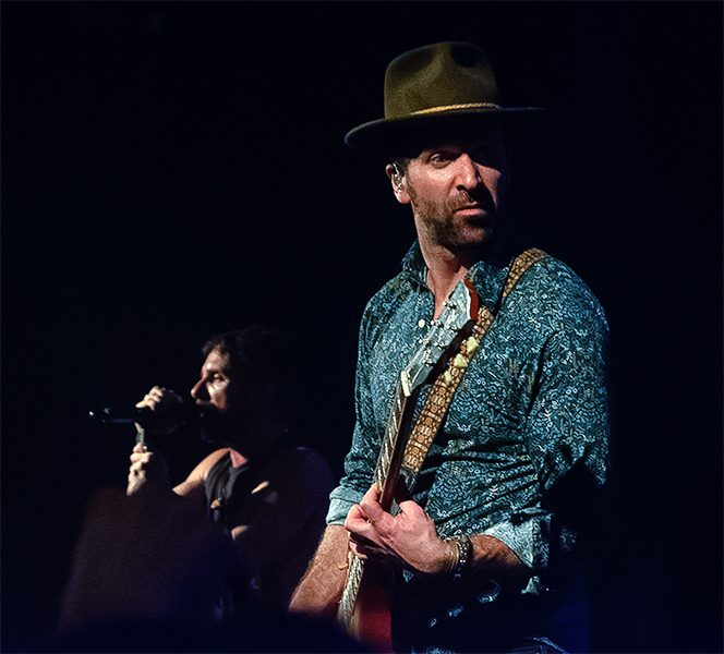 The Trews @ The Commodore Ballroom on Jan. 25 / 2019