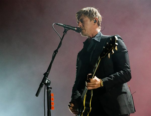photos of Interpol @ The Pacific Coliseum Jan. 31 / 2019