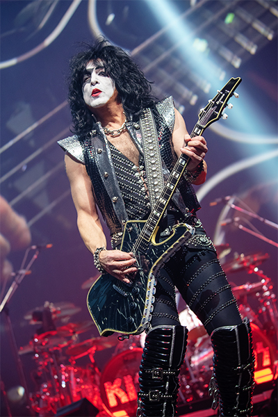 Kiss @ Rogers Arena in Vancouver B.C.