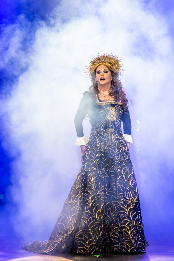 Photo by Sharon_Steele__of_Sarah Brightman_March 18@The QET
