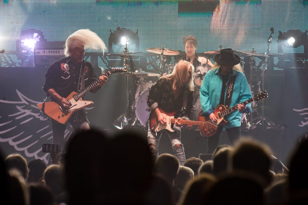Lynyrd Skynyrd at AEC on Mar.15, 2019 by Tom Paillé-0052