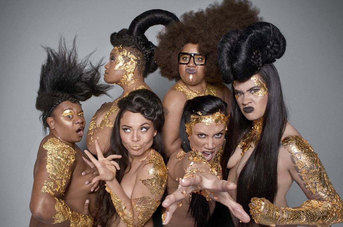 Hot Brown Honey - the Cultch