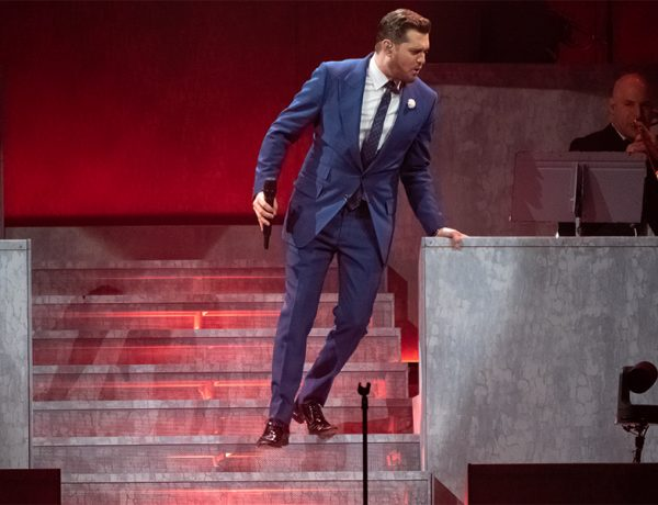 Photos: An Evening with MICHAEL BUBLÉ | Rogers Arena