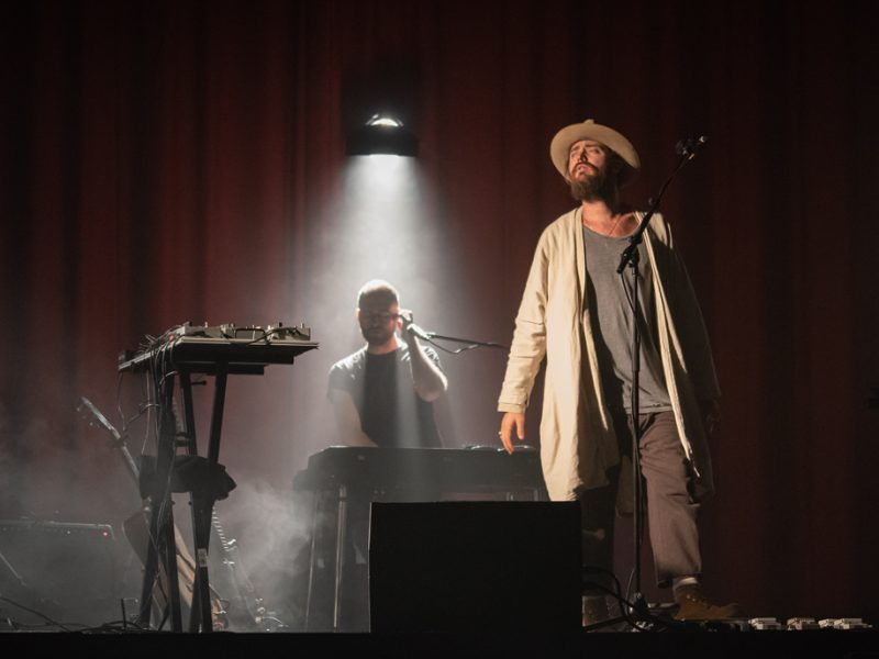 Photos: RY X  with Charlie Cunningham | Rio Theatre