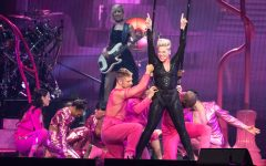 "Photos: Pink ""Beutiful Truama"" Tour 2019 