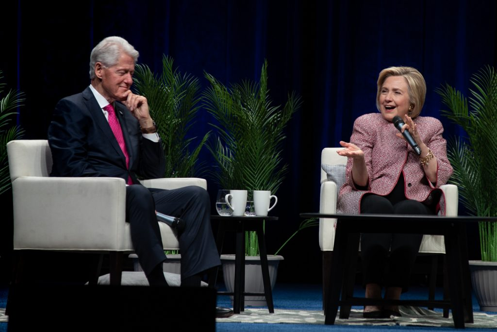 The Clintons@Rogers Arena, May 2nd 2019