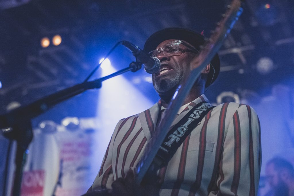 Photo by Sharon_Steele__of_The Specials @Commodore Ballroom_May 8