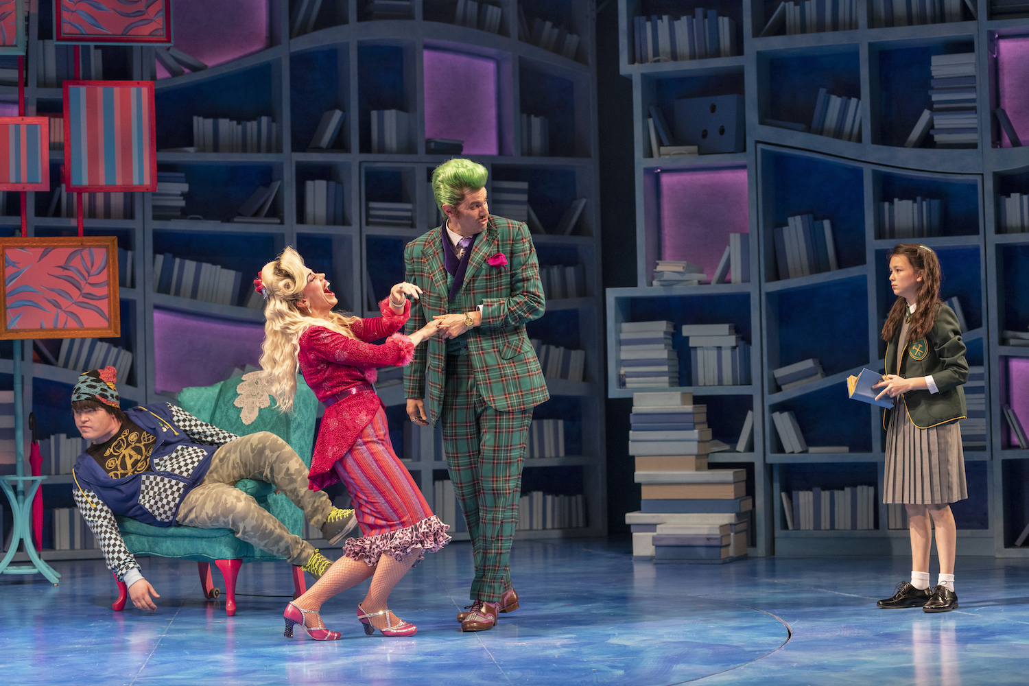 Matilda the Musical Brings Depth, Joy, and Nasty Fun to the Stanley Theatre