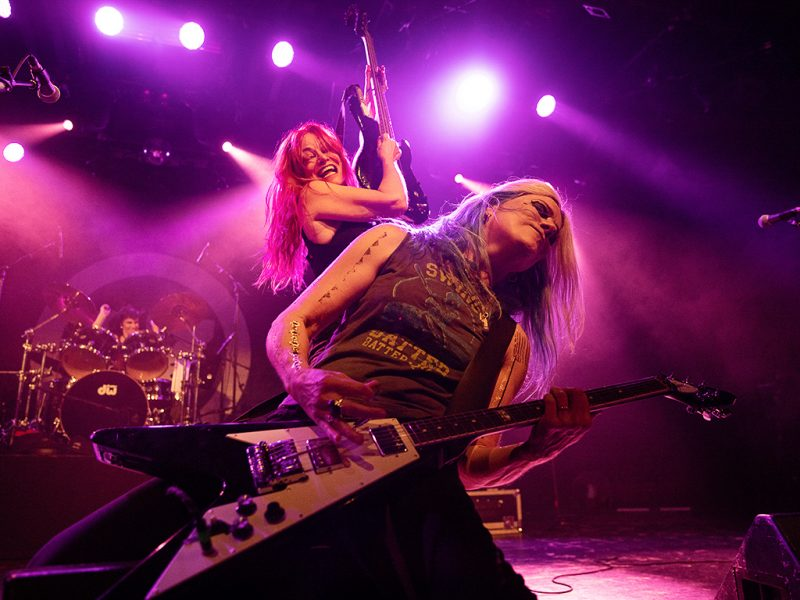Photos: L7 | Scatter the Rats Tour | Commodore