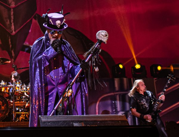 Photos: Judas Priest | Firepower Tour 2019 | Abbotsford Centre