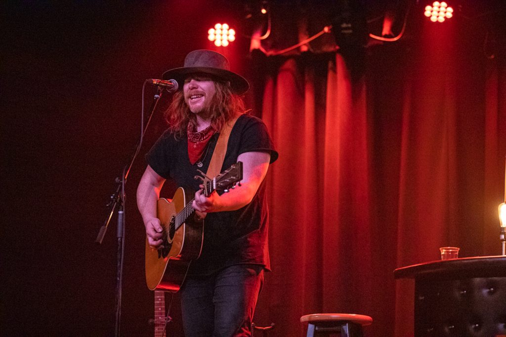 JJ Shiplett and Michael Bernard Fitzgerald at the Wise Hall on Jun 6, 2019 by Tom Paillé-4649