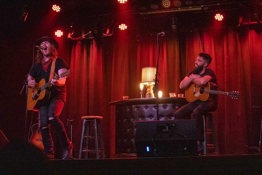 JJ Shiplett and Michael Bernard Fitzgerald at the Wise Hall on Jun 6, 2019 by Tom Paillé-4657