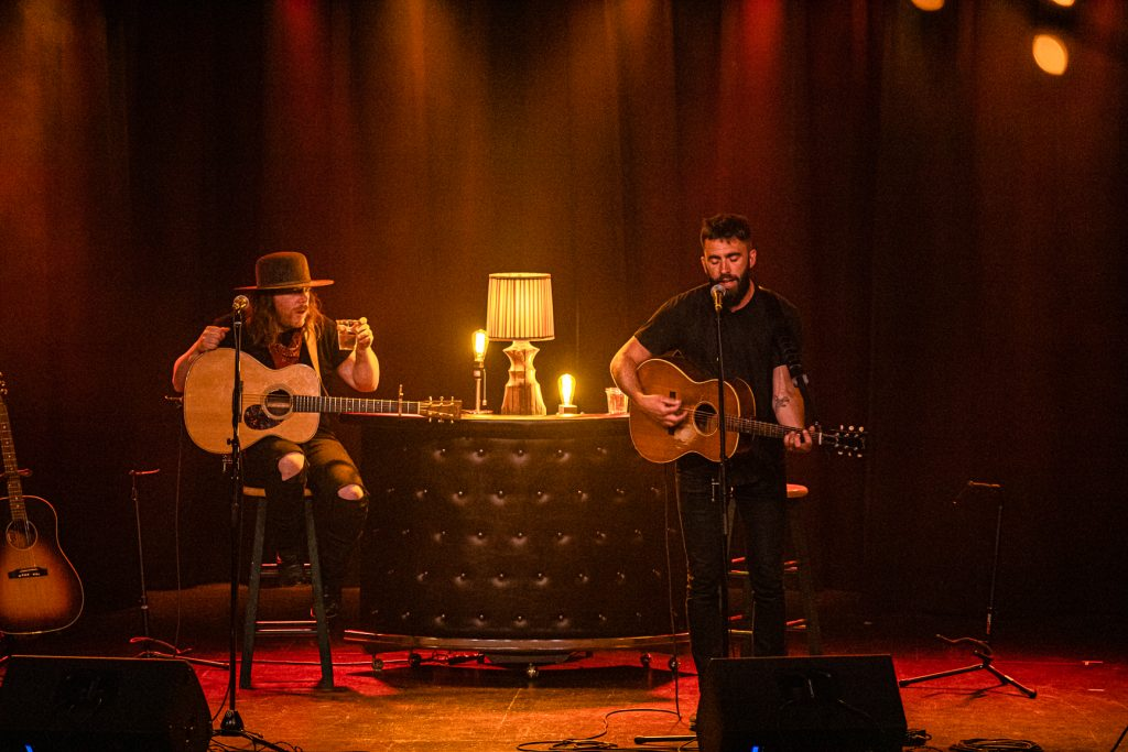 JJ Shiplett and Michael Bernard Fitzgerald at the Wise Hall on Jun 6, 2019 by Tom Paillé-4704