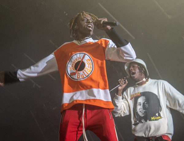 Photos: Beast Coast: Joey Bada$$ + Flatbush Zombies | PNE Forum