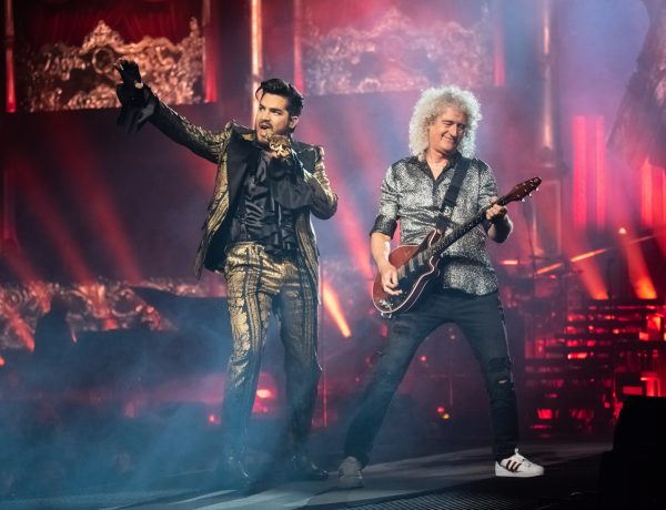Photos: Queen with Adam Lambert:  The Rhapsody Tour | Rogers Arena