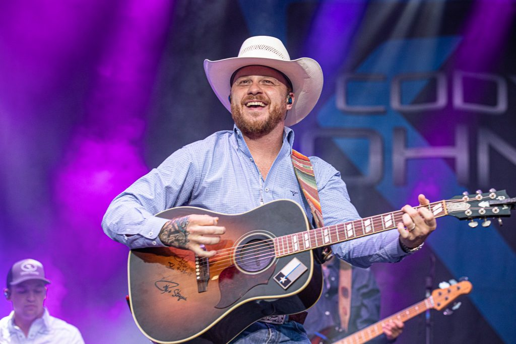 Cody Johnson at Sunfest Aug. 3, 2019 by Tom Paillé-0848