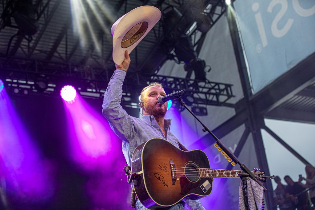 Cody Johnson at Sunfest Aug. 3, 2019 by Tom Paillé-0871