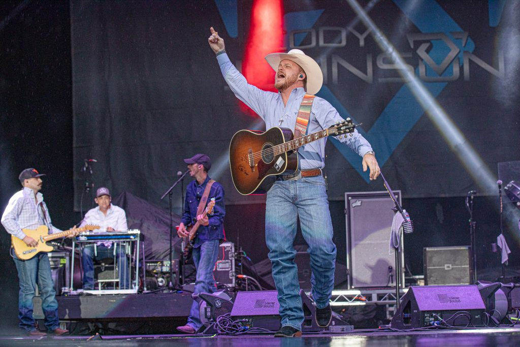 Cody Johnson at Sunfest Aug. 3, 2019 by Tom Paillé-0917