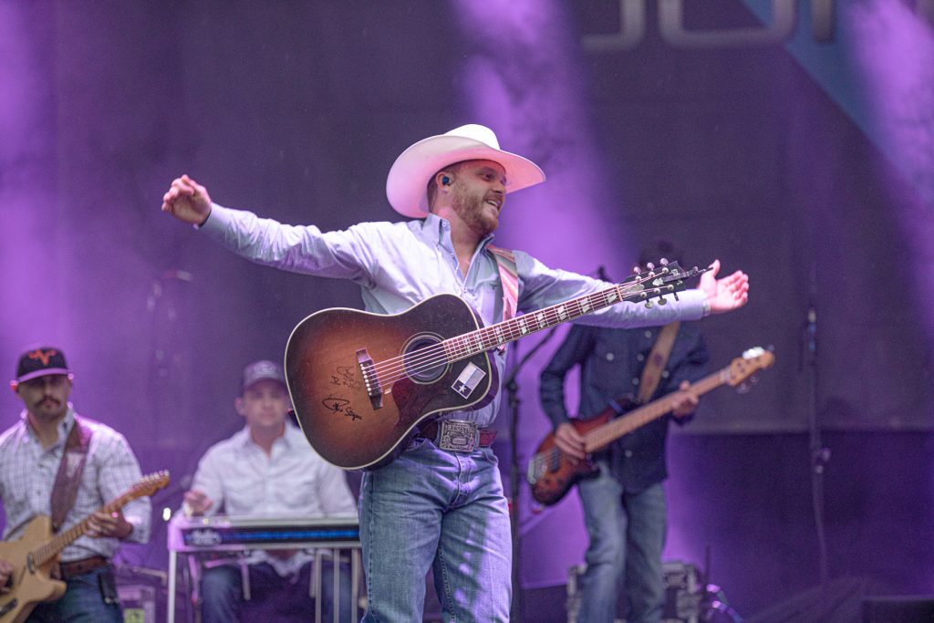 Cody Johnson at Sunfest Aug. 3, 2019 by Tom Paillé-1027