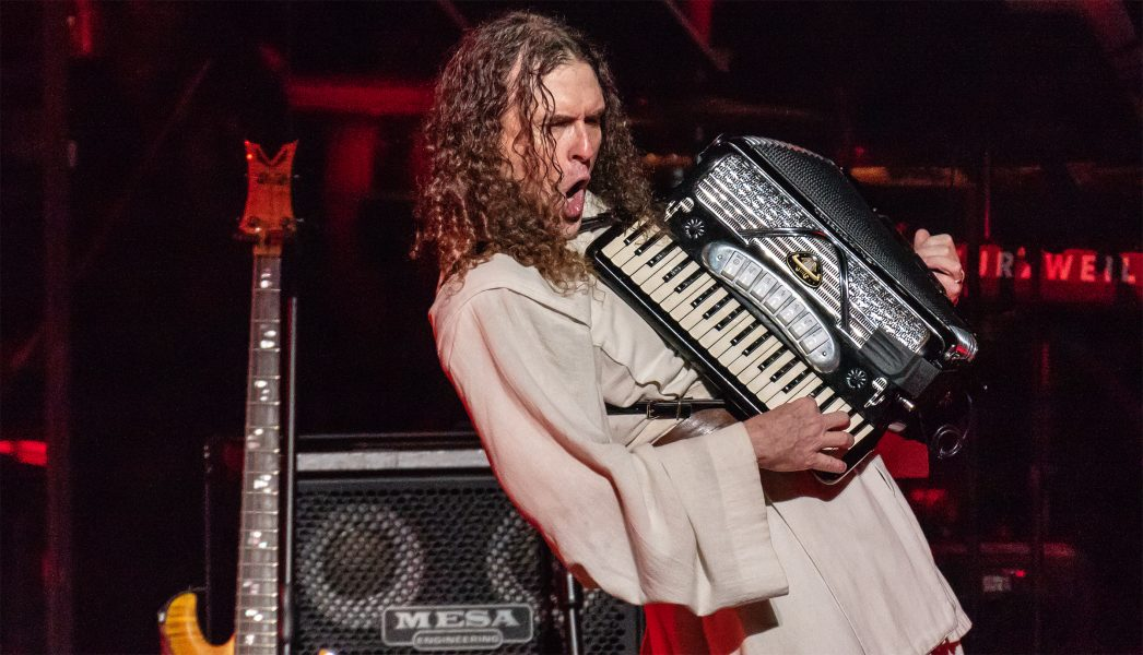 Weird Al still reigns supreme as king of all things nerdy
