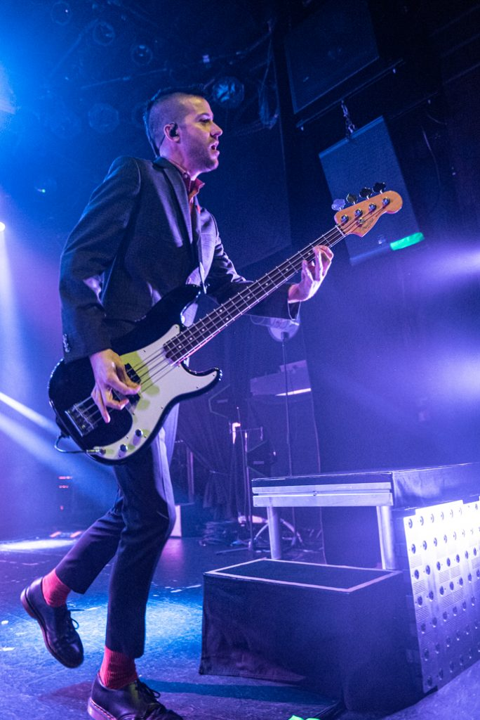 Photo by Sharon_Steele__of_The_Interrupters@Commodore_Ballroom_Oct _16_2019