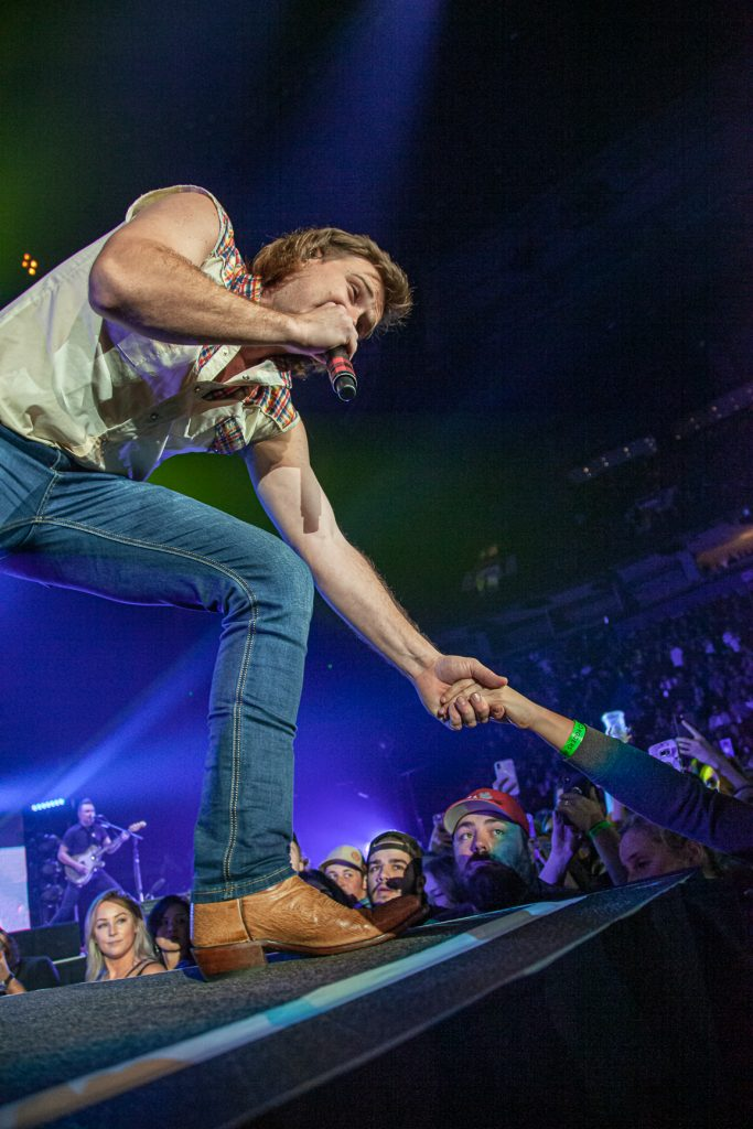 Morgan Wallen at Rogers Arena Oct 19, 2019 by Tom Paillé-0163