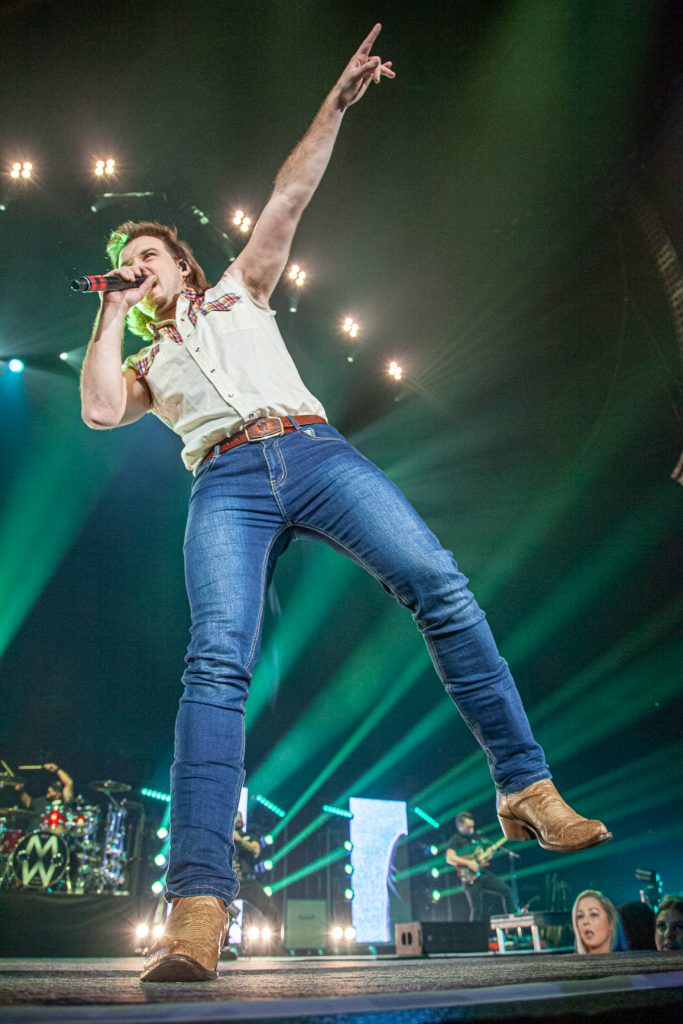 Morgan Wallen at Rogers Arena Oct 19, 2019 by Tom Paillé-0215