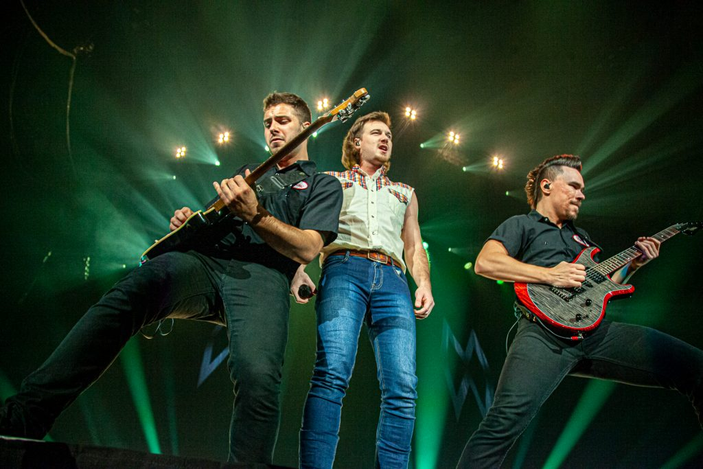 Morgan Wallen at Rogers Arena Oct 19, 2019 by Tom Paillé-0233