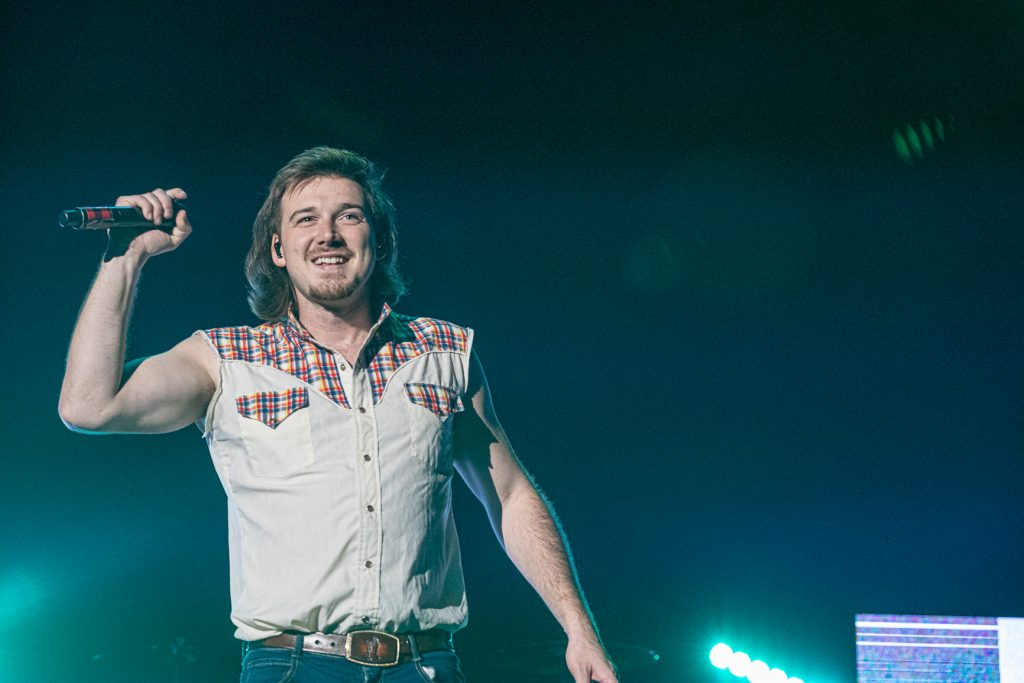 Morgan Wallen at Rogers Arena Oct 19, 2019 by Tom Paillé-4724