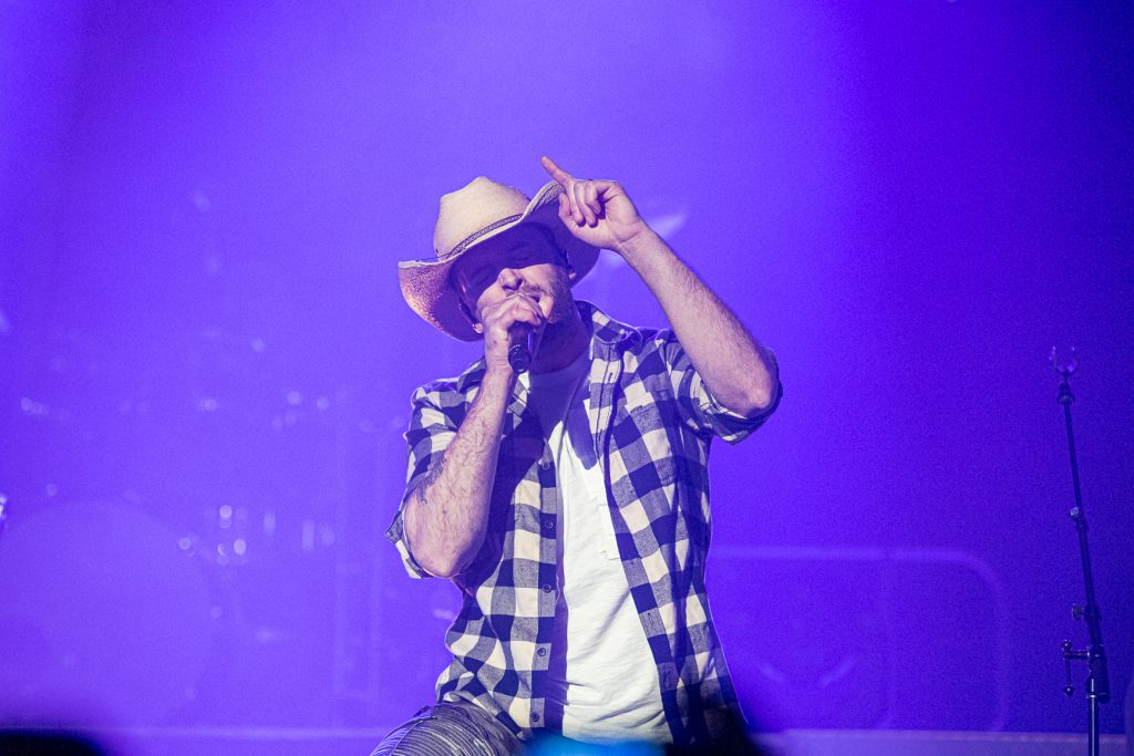 Dean Brody at the AEC on Oct. 26, 2019 by Tom Paillé-6035