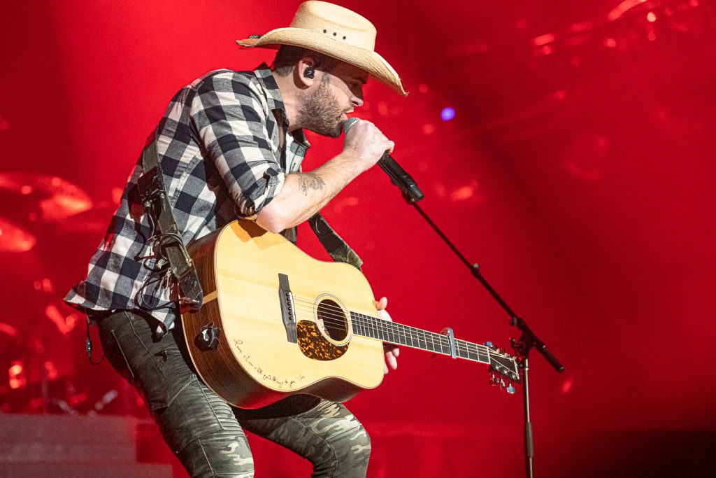 Dean Brody at the AEC on Oct. 26, 2019 by Tom Paillé-6191