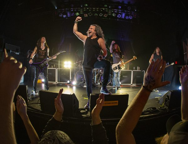 Photos: Death Angel with Exmortus and Hellfire | Rickshaw