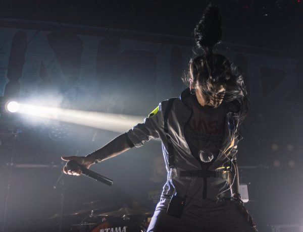 Photos: JINJER | The Rickshaw Theatre