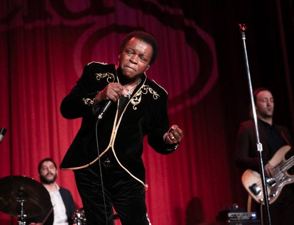 Photos: Lee Fields & The Expressions | Rio Theatre
