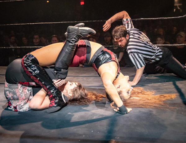 Photos: BATTLEWORLD '88 Wrestling | Rickshaw Theatre