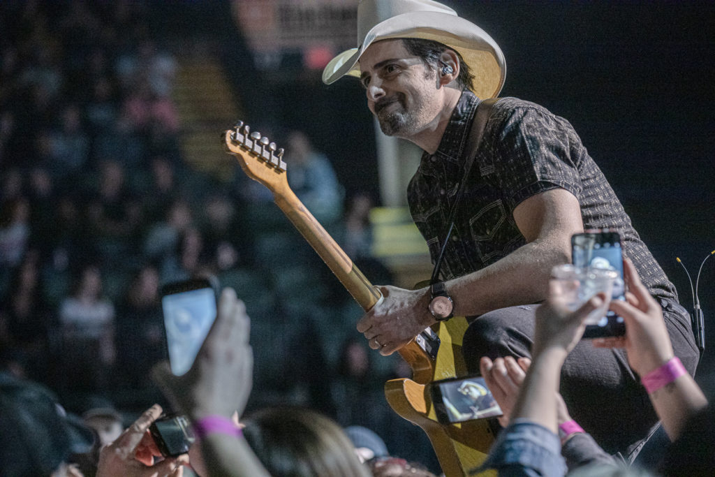 Brad Paisley at the AEC Mar 7, 2020 by Tom Paillé-26