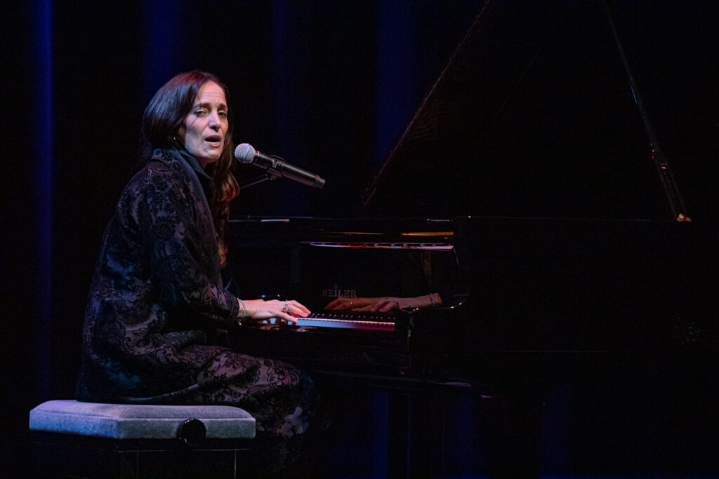Chantal Kreviazuk at Massey Theatre on Oct. 28, 2020 by Tom Paillé-11