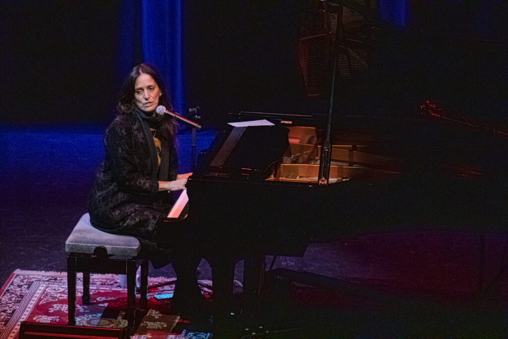 Chantal Kreviazuk at Massey Theatre on Oct. 28, 2020 by Tom Paillé-14