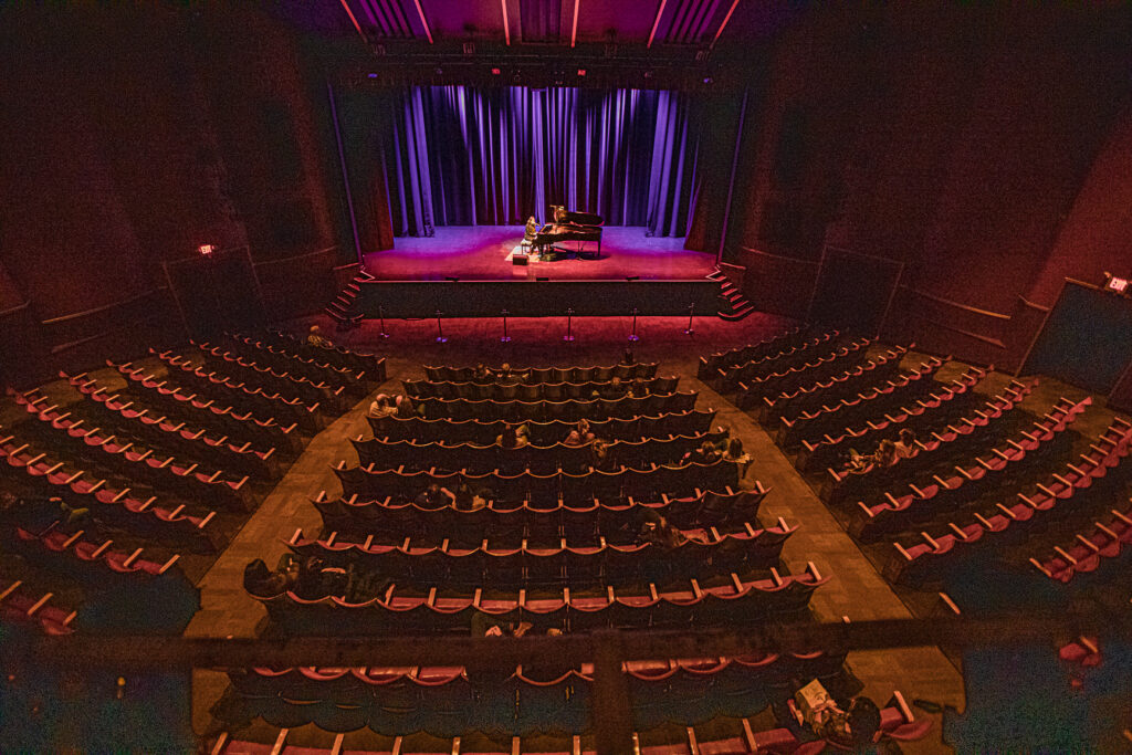 Chantal Kreviazuk at Massey Theatre on Oct. 28, 2020 by Tom Paillé-15
