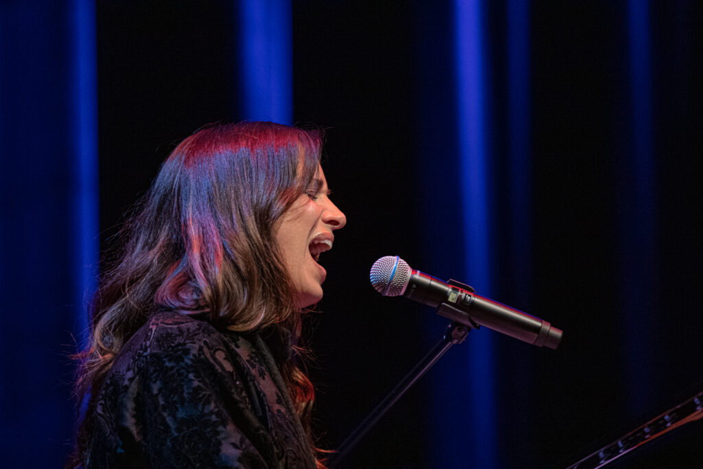 Chantal Kreviazuk at Massey Theatre on Oct. 28, 2020 by Tom Paillé-18