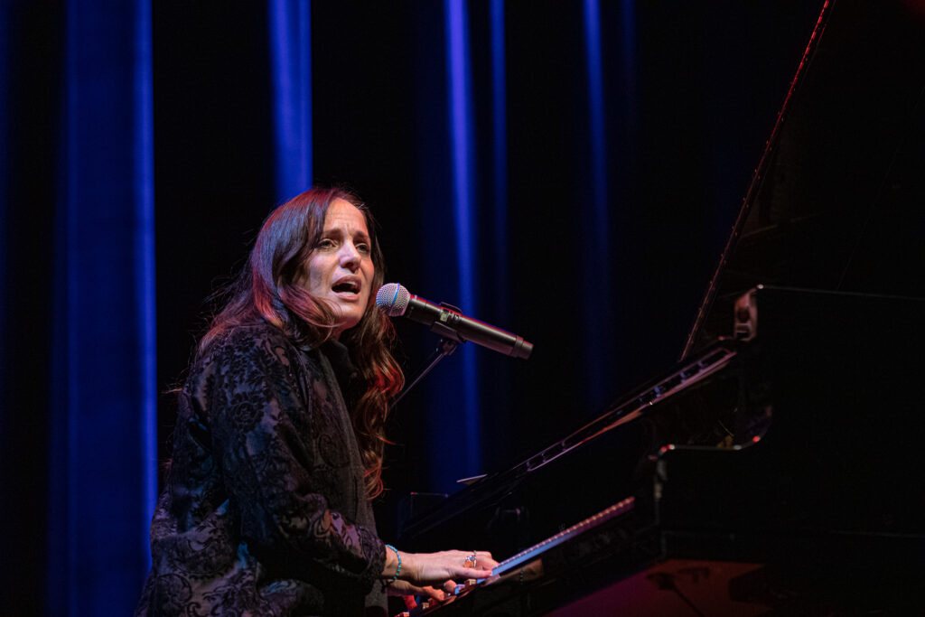 Chantal Kreviazuk at Massey Theatre on Oct. 28, 2020 by Tom Paillé-19