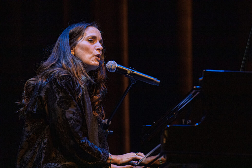 Chantal Kreviazuk at Massey Theatre on Oct. 28, 2020 by Tom Paillé-2