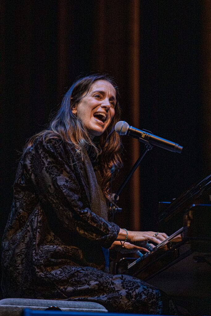 Chantal Kreviazuk at Massey Theatre on Oct. 28, 2020 by Tom Paillé-3
