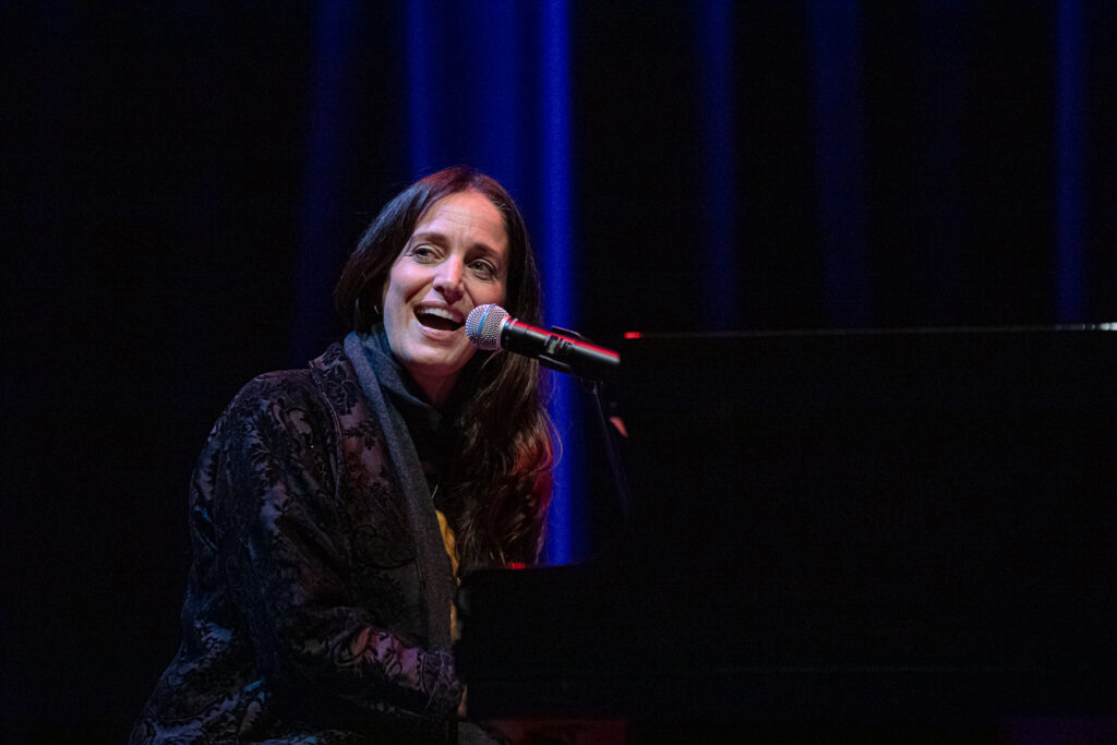 Chantal Kreviazuk at Massey Theatre on Oct. 28, 2020 by Tom Paillé-8